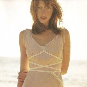 2003 Anthropologie Odille Athena Goddess Dress